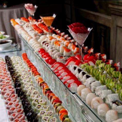 Sushi Buffetomg Amazing  Sushi Bars Pinterest