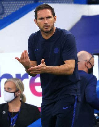 Frank Lampard knows the pressure is on at Chelsea after ...
