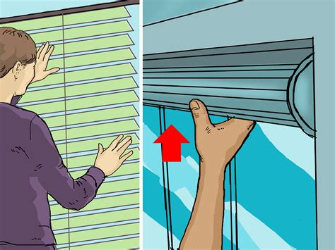 how to clean l shades how to clean roller blinds 7 steps with pictures wikihow
