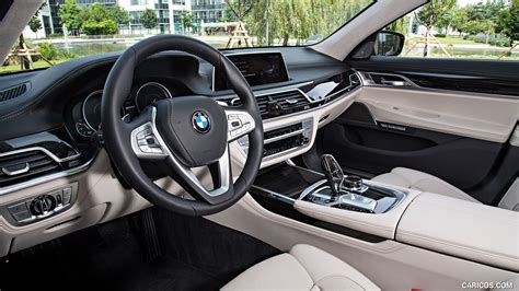 Bmw 750i Interior by 2017 Bmw 7 Series 740le Edrive Iperformance In Hybrid