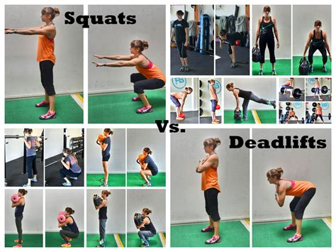 vs deadlift squats difference deadlifts squat workout which better exercise between form exercises weight butt fitness strength redefiningstrength