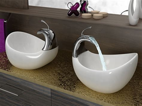 The Most Creative Bathroom Sink Designs