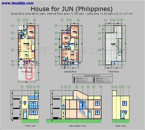 house floor plans sqm designed teoalida teoalida website