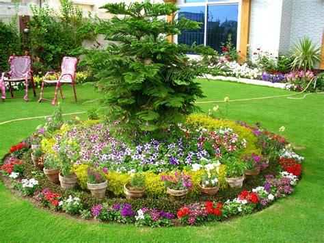 how to arrange a flower bed tips to arrange a flower garden and how to do it small