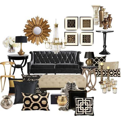 modern living room design ideas ulko black gold
