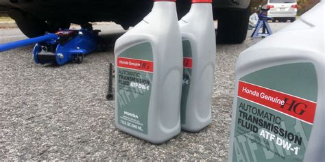 What To Know When Changing Automatic Transmission Fluid