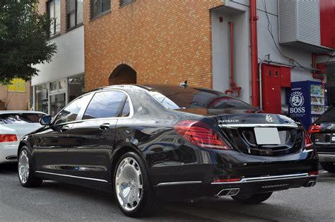 Mercedes-maybach W222 S600 V12