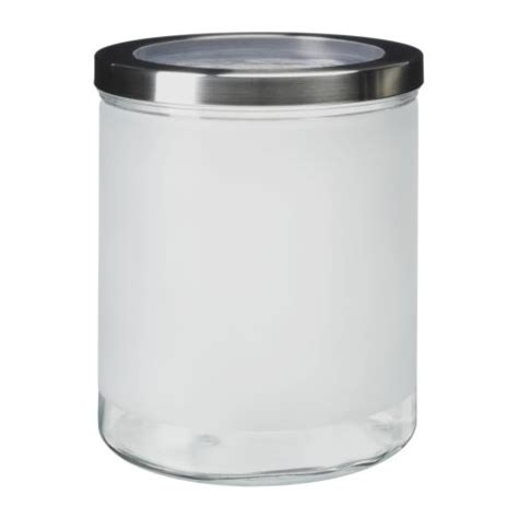 ikea kitchen canisters droppar jar with lid ikea