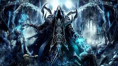 Rpg 4k Diablo Wallpapers Action Fantasy Warrior