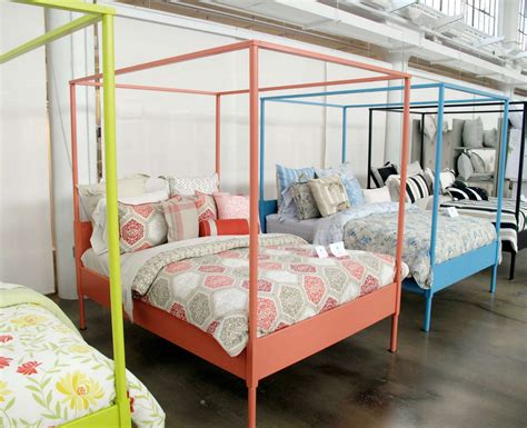 ikea canapé beddinge ikea 39 s edland bed fram painted in a rainbow of hues by
