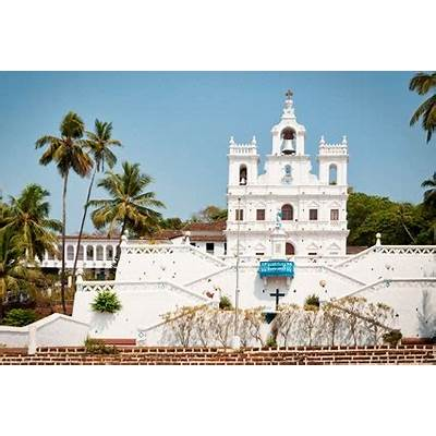 North and South Goa Tour6 Days Tour Package - IHPL