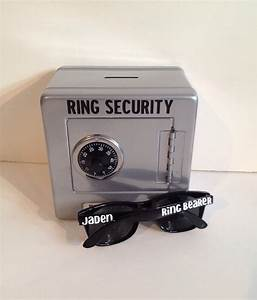 ring security safe and sunglasses combination kit With ring security box for wedding
