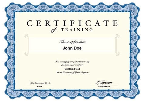 qualification certificate template bizoptimizerus
