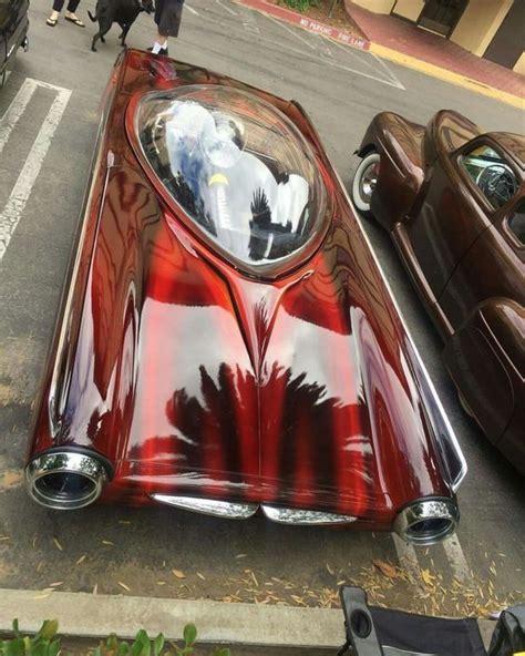 ford thunderbird radical custom  concept cars