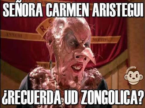 Laura Bozzo Memes - los memes de laura bozzo vs aristegui chilango