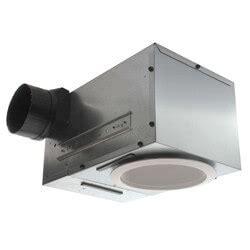 broan nutone recessed ventilation fans  light broan