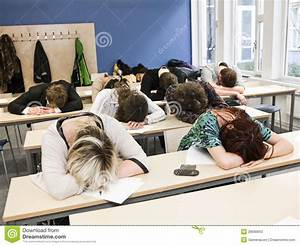 Boring Class Stock Photography - Image: 28060652