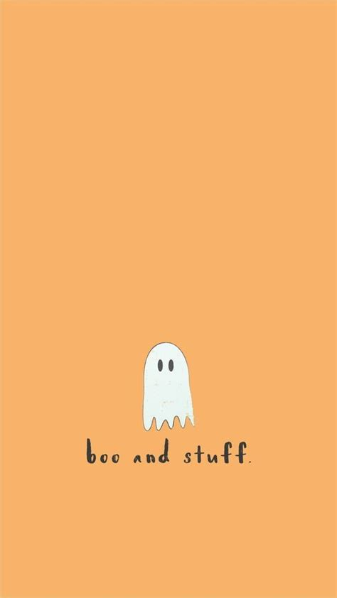 Wallpaper That Says Boo by Best Wallpapers For Iphone And Imore