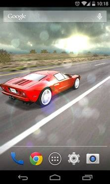 Car Live Wallpaper Apk by 3d Car Live Wallpaper Free Apk For Android