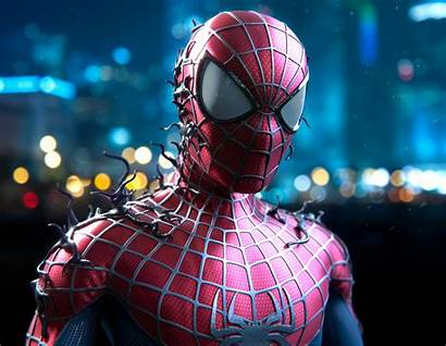 Spiderman Spider Wallpapers Artwork Digital Fan 4k