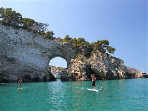 Vieste Boat Trips by Sup A Vieste Puglia Italia Kite Wind C Vacanze