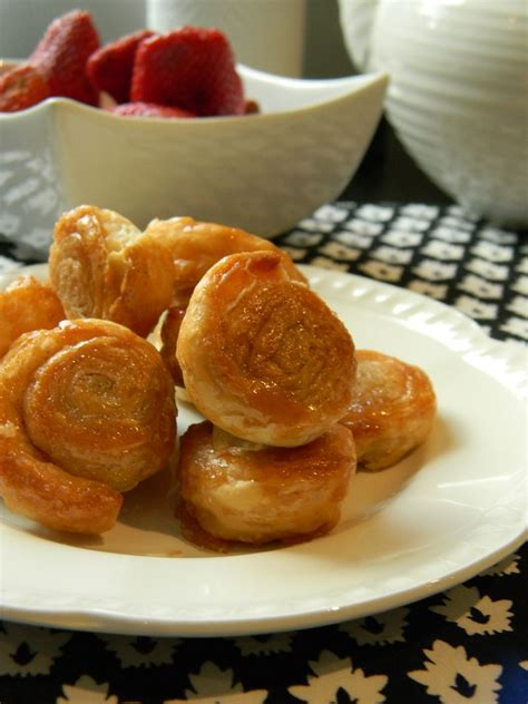 the baker s puff pastry desserts