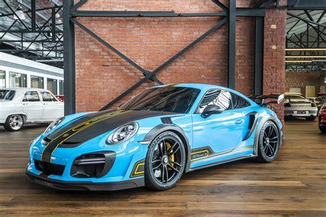2014 Porsche Turbo S TECHART GTstreet R - Richmonds ...