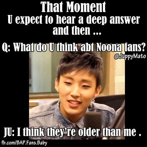 Bap Memes Kpop Memes Our 4d Jongup Trollin Us Xd Himchanchan