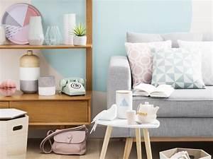 Salon Design Scandinave : emejing salon scandinave pastel ideas amazing house design ~ Preciouscoupons.com Idées de Décoration