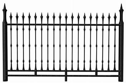Fence Clipart Transparent Iron Pluspng