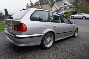 99 Bmw 528i Wagon 5 Speed Manual Transmission Outside