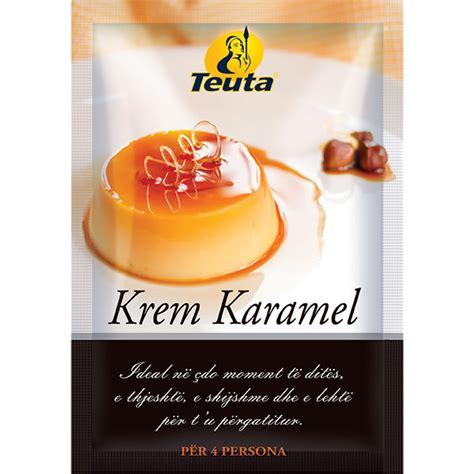 Krem Karamel - Teuta