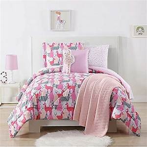laura hart kids llama comforter set bed bath beyond With bed bath and beyond kids comforter sets