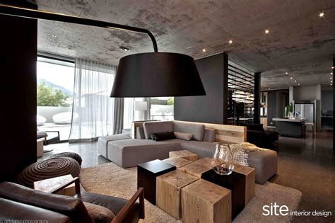 interior design for home aupiais house in cs bay south africa by site interior