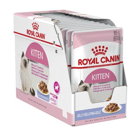 Royal Canin Kitten Royal Canin Kitten Instinctive In Jelly Pet Circle