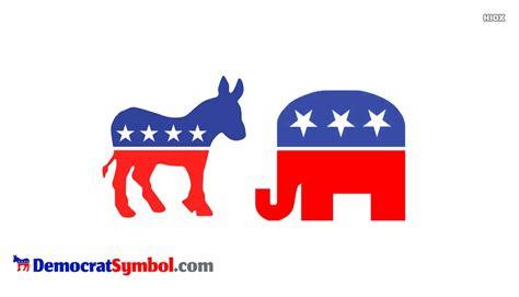 what color is democrat democratic symbols and colors images