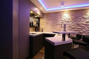 Wohnzimmer Mit Bar : heimkino k4 cine lounge bar by team osnabr ck ~ Michelbontemps.com Haus und Dekorationen