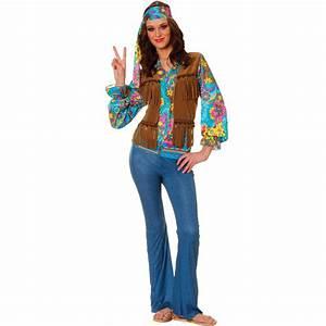 60s Hippie Fashion