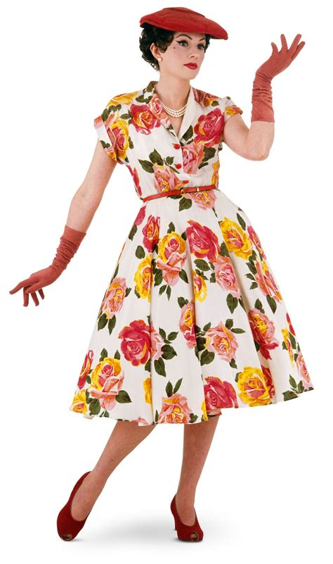 1950s Fashion History 1950s Fashion Trends Dk Find Out