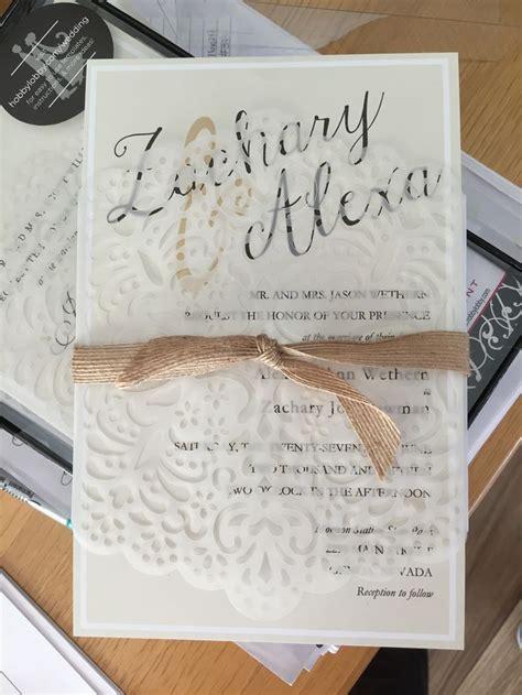 Hobbylobby Wedding Templates by 17 Best Ideas About Hobby Lobby Wedding Invitations On
