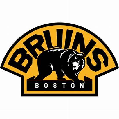 Bruins Boston Logos Hockey Clip Clipart Nhl