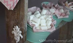 Shabby It Yourself : vintage wedding candy bar perfekt f r eure shabby chic hochzeit ~ Frokenaadalensverden.com Haus und Dekorationen