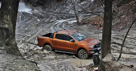 essai 4x4 nouveau ford ranger