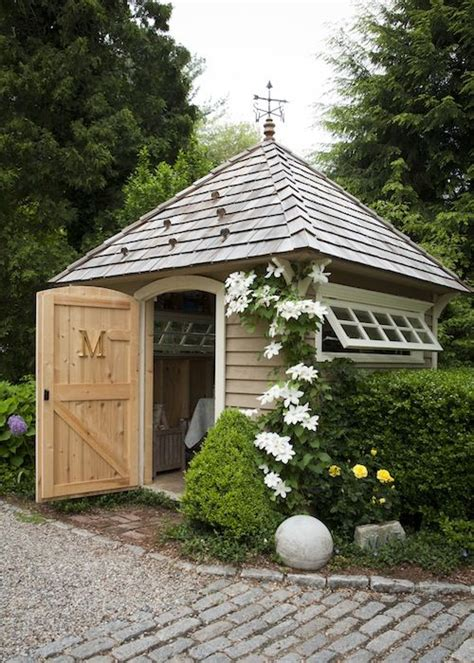 Pretty Sheds by Garden Shed Inspiration The Wood Grain Cottage