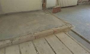 Nátěr staré dřevěné podlahy