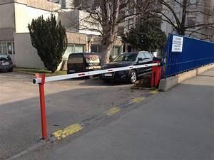 Barrière De Parking Rabattable : barriere parking latest barrire de parking pied with ~ Dailycaller-alerts.com Idées de Décoration