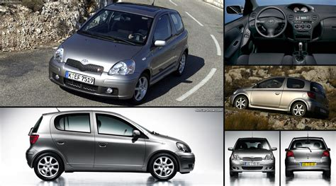 toyota yaris  pictures information specs