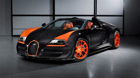 2013 Bugatti Veyron 16 4 Grand Sport Vitesse Wallpapers