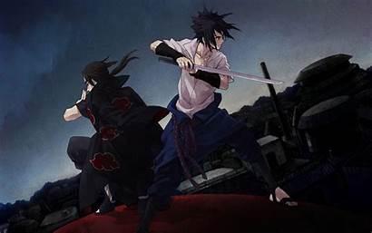 Itachi Sasuke Wallpapers Uchiha Brothers