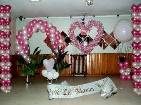 deco ballon mariage decoration salle mariage deco de table decoration ballon noeud pour voiture de la mariee